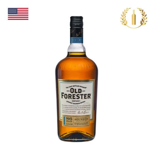 Old Forester 86 Proof Bourbon Whiskey 婚宴酒 威士忌